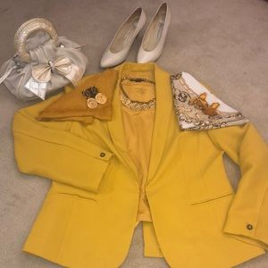 International Concepts shawl collar jacket. XL